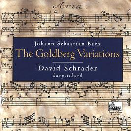 Johann Sebastian Bach: The Goldberg Variations (Forces of Virtues Records)