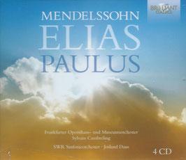 Felix Mendelssohn-Bartholdy: Elias, Paulus (4CD, Brilliant)