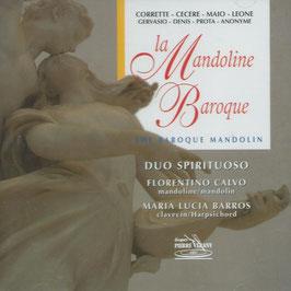 La Mandoline Baroque (Pierre Verany)