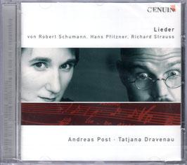 Robert Schumann, Hans Pfitzner, Richard Strauss: Lieder (Genuin)