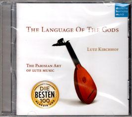 The Language of the Gods, The Parisian Art of Lute Music (Deutsche Harmonia Mundi)