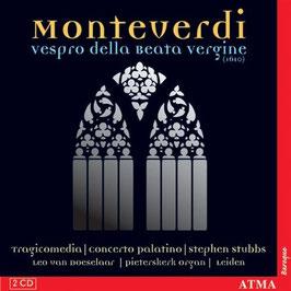 Claudio Monteverdi: Vespro della Beata Vergine 1610 (2CD, Atma)