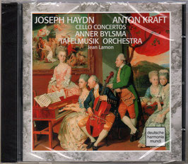 Anton Kraft, Joseph Hayden: Cello Concertos (Deutsche Harmonia Mundi)