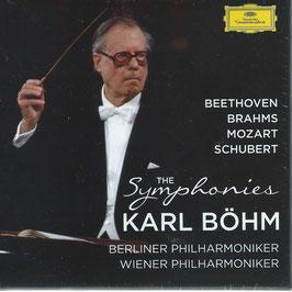 Karl Böhm, The Symphonies: Beethoven, Brahms, Mozart, Schubert compleet (22CD, Deutsche Grammophon)
