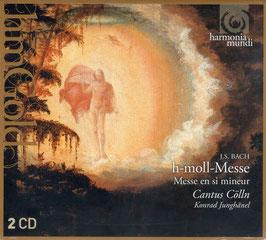 Johann Sebastian Bach: h-Moll-Messe (2CD, Harmonia Mundi)