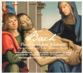 Johann Sebastian Bach: Passio secundum Johannem (2CD, Mirare)