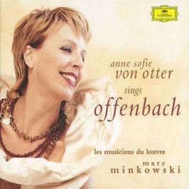Jacques Offenbach: Anne Sofie von Otter sings Offenbach (Deutsche Grammophon)