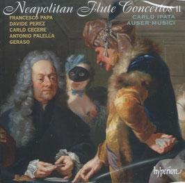 Neapolitan Flute Concertos: Papa, Perez, Cecare, Palella, Geraso (Hyperion)