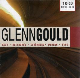 Glenn Gould Collection: Bach, Beethoven, Schönberg, Webern, Berg (10CD, Membran)