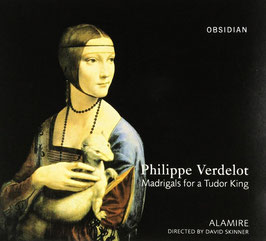 Philippe Verdelot: Madrigals for a Tudor King (Obsidian)