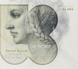 Cipriano de Rore: Sacred Sounds (Klara)