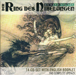 Richard Wagner: Der Ring des Nibelungen (14CD, Membran)