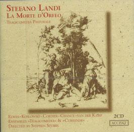 Stefano Landi: La Morte d'Orfeo (2CD, Accent)