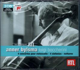 Luigi Boccherini: 4 Concertos pour violoncelle, 4 sinfonias, Notturno (2CD, Sony)