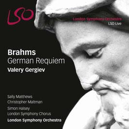 Johannes Brahms: Ein Deutsches Requiem (SACD, LSO Live)