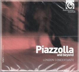 Astor Piazzolla: Piazzolla and beyond (Harmonia Mundi)