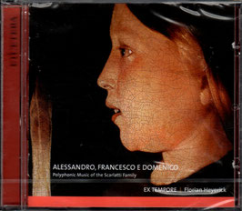 Domenico Scarlatti, Alessandro Scarlatti, Francesco Scarlatti: Polyphonic Music of the Scarlatti Family (Etcetera)