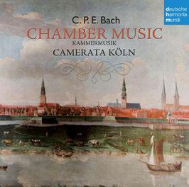 Carl Philipp Emanuel Bach: Chamber Music (Deutsche Harmonia Mundi)