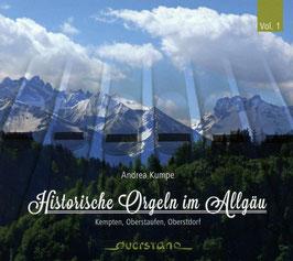 Historische Orgeln im Allgäu (Querstand)