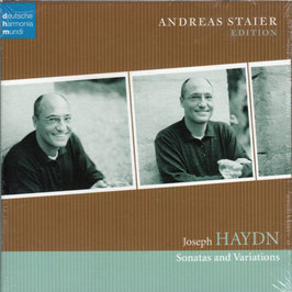 Joseph Haydn: Sonatas and Variations (3CD, Deutsche Harmonia Mundi)