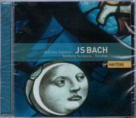Johann Sebastian Bach: Goldberg Variations, Toccatas (2CD Virgin Veritas)