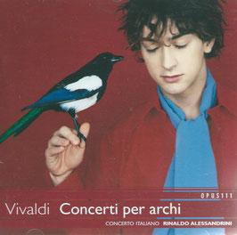 Antonio Vivaldi: Concerti per archi (Opus 111)
