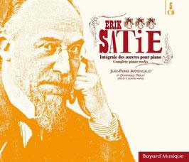 Erik Satie: Intégrale des oeuvres pour piano (5CD, Bayard Musique)