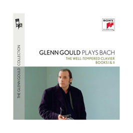 Johann Sebastian Bach: The Well-Tempered Clavier, Books I & II (4CD, Sony)