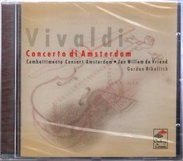 Antonio Vivaldi: Concerto di Amsterdam (Challenge Classics)