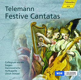 Georg Philipp Telemann: Festive Cantatas (Hänssler)
