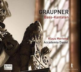 Christoph Graupner: Bass-Kantaten (Pan Classics)