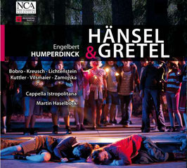Engelbert Humperdinck: Hänsel & Gretel (2CD, NCA)