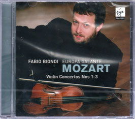 Wolfgang Amadeus Mozart: Violin Concertos Nos 1-3 (Virgin)