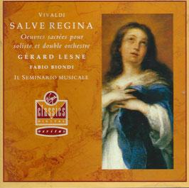 Antonio Vivaldi: Salve Regina (Virgin Classics)