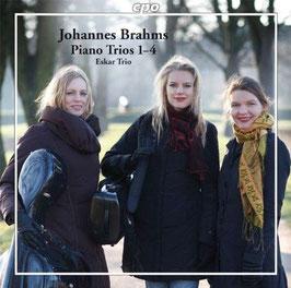 Johannes Brahms: Piano Trios 1-4 (2CD, CPO)