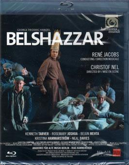 Georg Friedrich Händel: Belshazzar (Blu-ray, Bel Air)