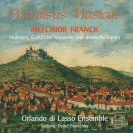 Melchior Franck: Paradisus Musicus (Thorofon)