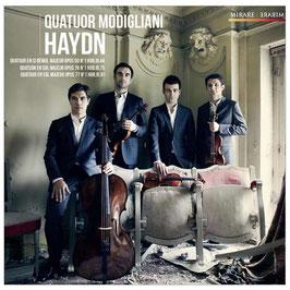 Joseph Haydn: Quatuors (Mirare)