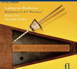Ludwig van Beethoven: Symphonies no 1 & 6 (Fuga Libera, Outhere)