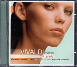 Antonio Vivaldi: L'Olimpiade (Naïve)