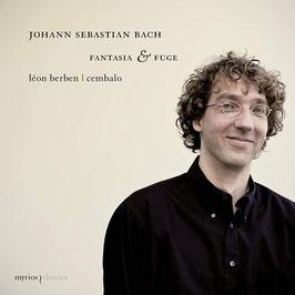 Johann Sebastian Bach: Fantasia & Fuge (Myrios Classics)