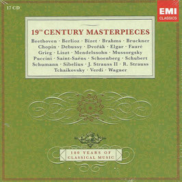 19th Century Masterpieces (17CD, EMI)