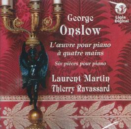 George Onslow: L'Oeuvre pour piano à quatre mains, Sic pièces pour piano (Ligia Digital)