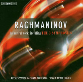Sergei Rachmaninoff: Orchestral Works including the 3 Symphonies (3CD, BIS)