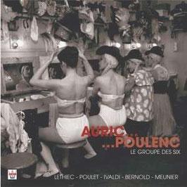 Georges Auric...  ...Francis Poulenc: Le Groupe des Six (Arion)