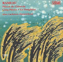 Jean-Philippe Rameau: Pièces de clavecin, Cinq Pièces, La Dauphine (Lydian)