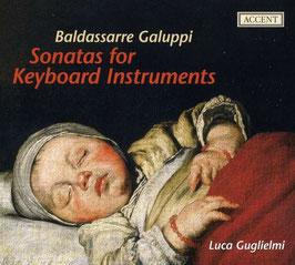 Baldassare Galuppi: Sonatas for Keybaord Instruments (Accent)