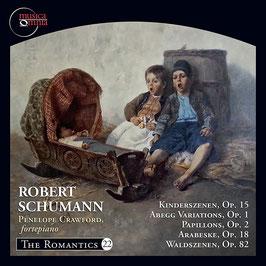 Robert Schumann: Kinderszenen op. 15, ABEGG Variations op. 1, Papillons op. 2, Arabeske op. 18, Waldszenenop. 82 (Musica Omnia)