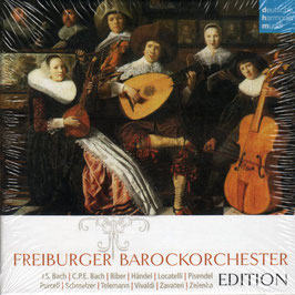 Freiburger Barockorchester Edition (10CD, Deutsche Harmonia Mundi)