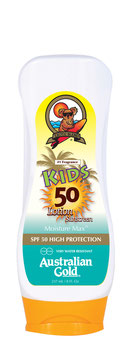 SPF 50 lotion Kids 237 ml